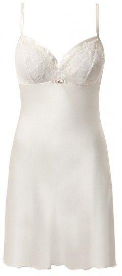 Camicia da notte bianca Intimissimi autunno inverno 2013 2014