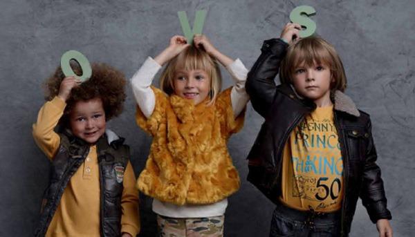 Collezione bambini OVS autunno inverno 2013 2014
