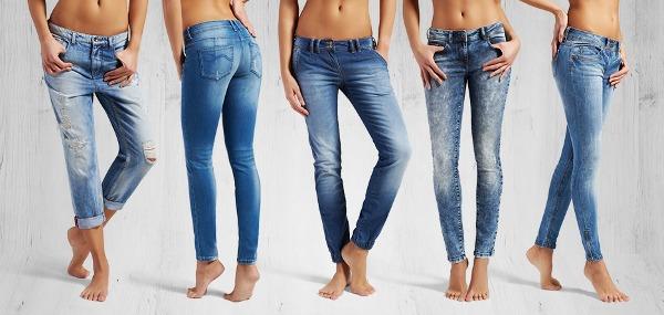 Collezione jeans donna OVS autunno inverno 2013 2014