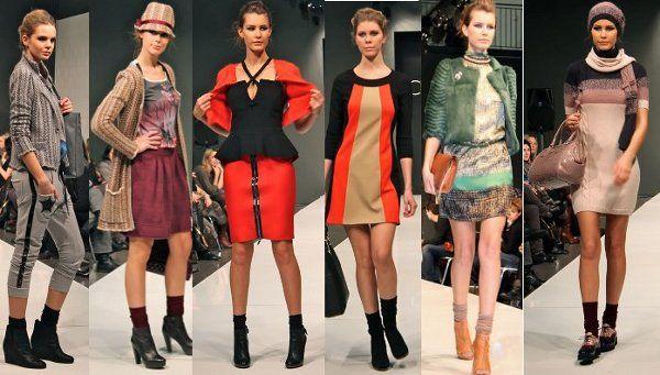 Abbigliamento moda CristinaEffe autunno inverno 2013 2014