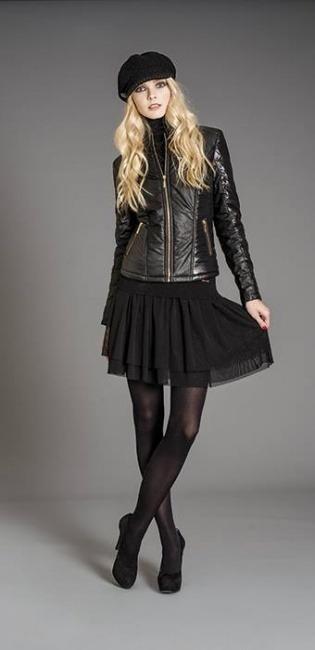 Borse Artigli Autunno Inverno : Giacca artigli autunno inverno moda con stile
