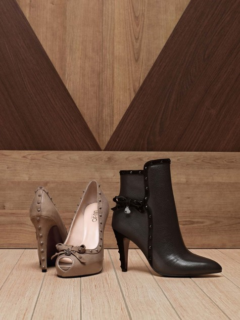 93ea02f4fb8a3 Collezione scarpe Liu Jo autunno inverno 2014