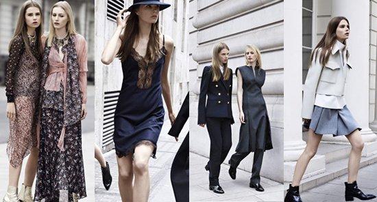 Zara collezione autunno inverno 2013 2014