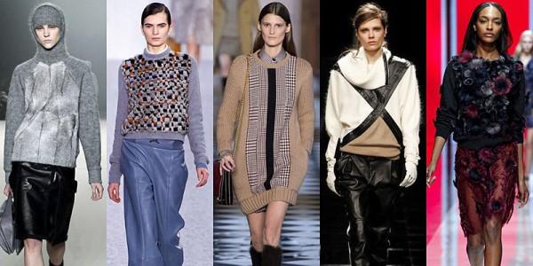 Maglioni alla moda