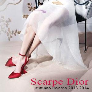Scarpe Dior