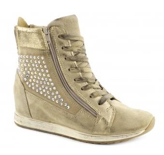 Sneakers con zeppa CafeNoir autunno inverno 2014