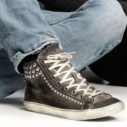 Sneakers uomo Cafè Noir autunno inverno 2014