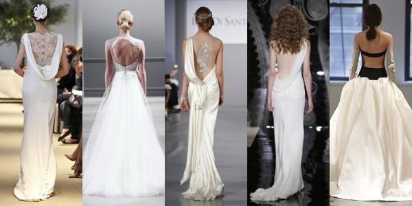 Abiti sposa 2016 tendenze vestiti da sposa primavera estate 2014 abiti con le scollature