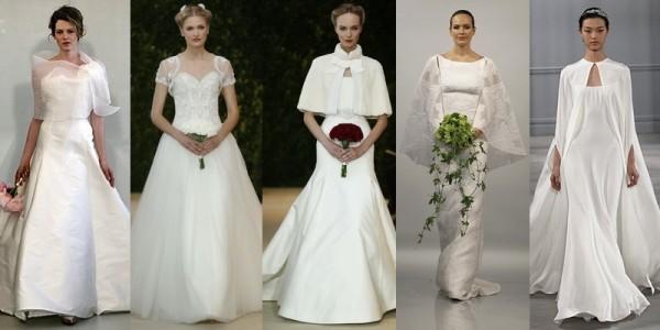 Abiti sposa 2016 tendenze vestiti da sposa primavera estate 2014 abiti con mantelle