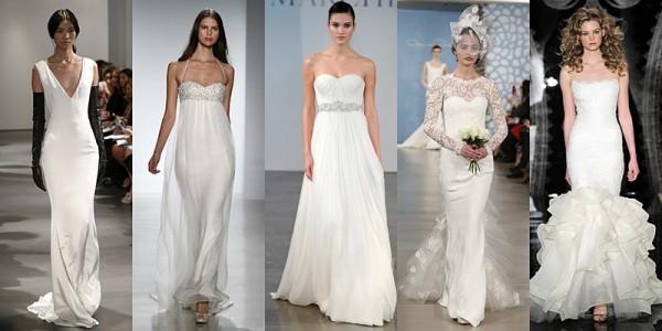 Abiti sposa 2016 tendenze vestiti da sposa primavera estate 2014