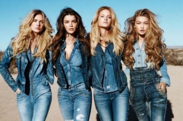 Jeans Guess abbigliamento collezione autunno inverno 2014