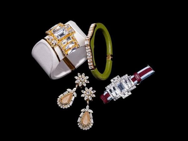 Prada gioielli 2014 orecchini