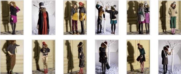 Rosé a Pois collezione autunno inverno 2014