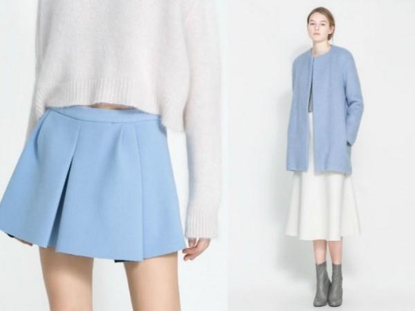 Moda Zara primavera estate 2014