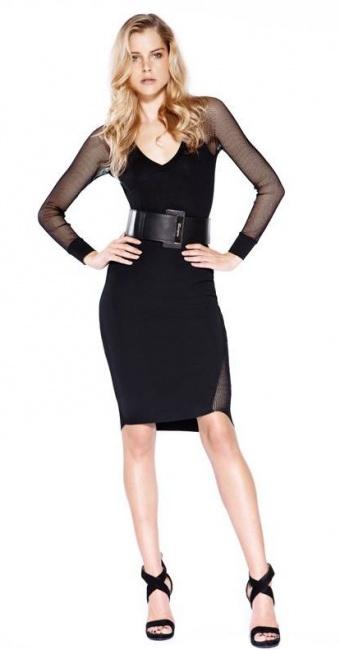 Guess vestiti da sera – Modelli alla moda di abiti 2018 31a521bfc6b
