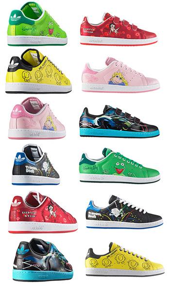 Adidas Stan Smith 2014 ritorno di sneakers da tenis