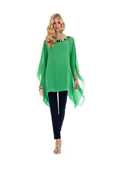 Bluza elegante Luisa Spagnoli primavera estate 2014