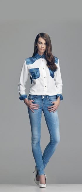 Camicie Fornarina primavera estate 2014