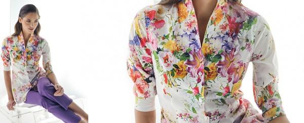Nara Camicie primavera estate 2016 camicia orientale