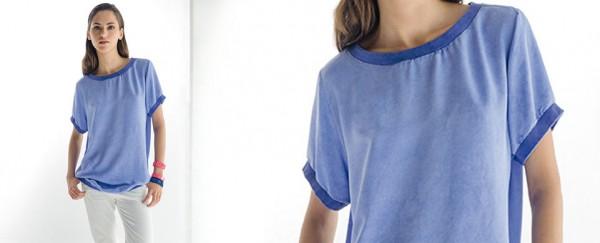 Nara Camicie primavera estate 2016 maglietta donna