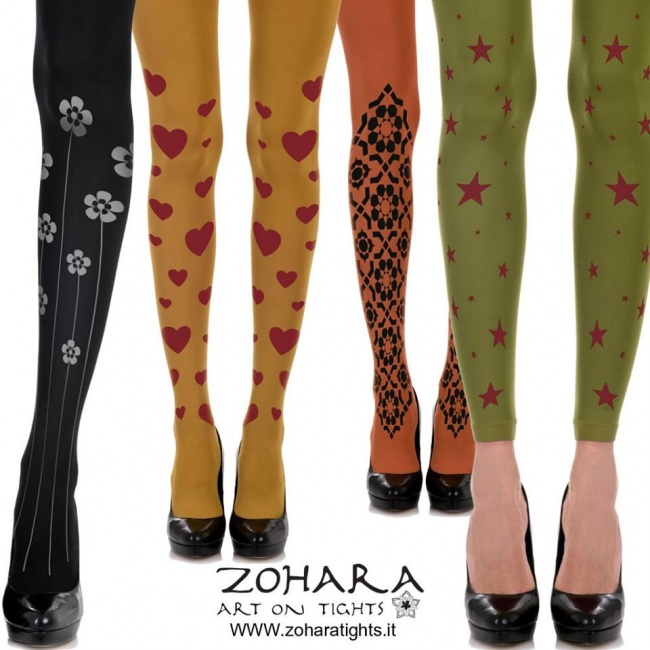 Zohara Tights Italy