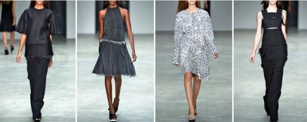 Abbigliamento Calvin Klein primavera estate 2014
