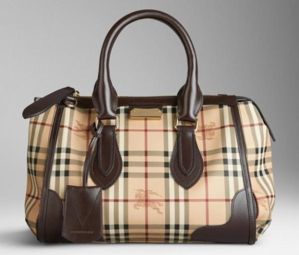 Borse Burberry Con Stelle : Borse burberry primavera estate borsa stampata moda