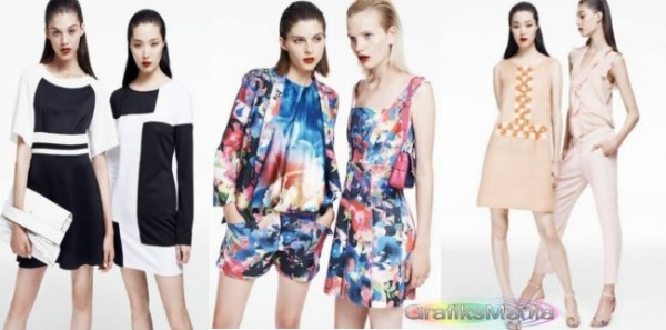 Penny Black abbigliamento primavera estate 2014 catalogo donna