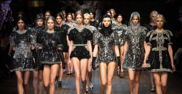Dolce & Gabbana autunno inverno 2014 2015