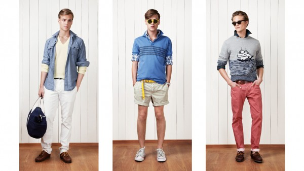 Gant primavera estate 2014 moda uomo