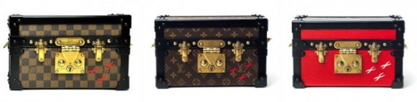 Louis Vuitton Petite Malle Bag autunno inverno 2014 2015