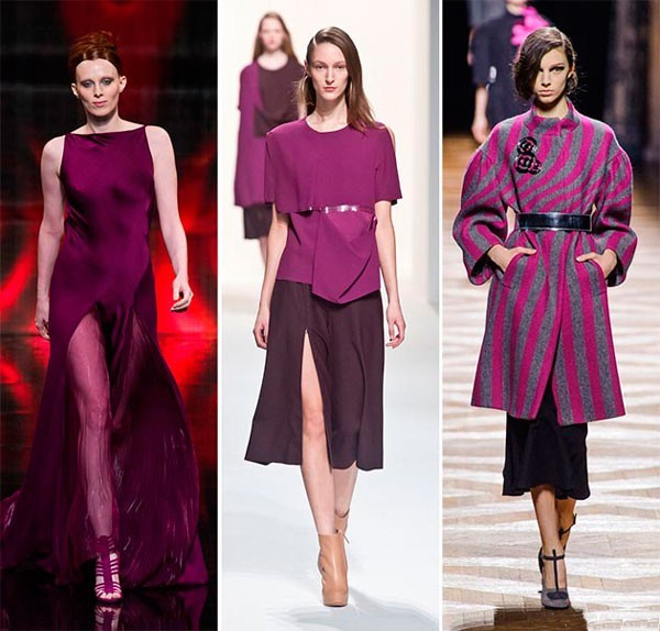 Tendenza colori autunno inverno 2014 2015 - purple haze