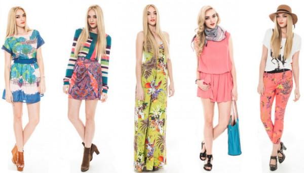 Abbigliamento Lavand primavera estate 2014