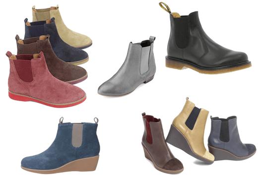Stivaletti Chelsea Boots