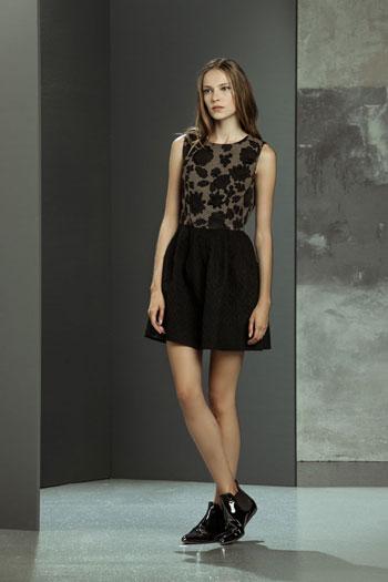 b2e6d7d6b3a0 Vestito imperial bianco e nero – Abiti alla moda