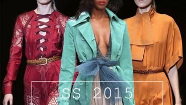 Colori moda primavera estate 2015