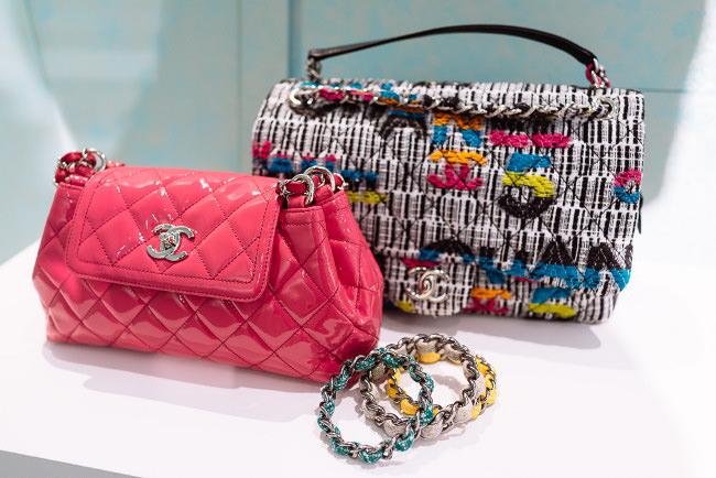 Borse Chanel primavera estate 2015 catalogo donna
