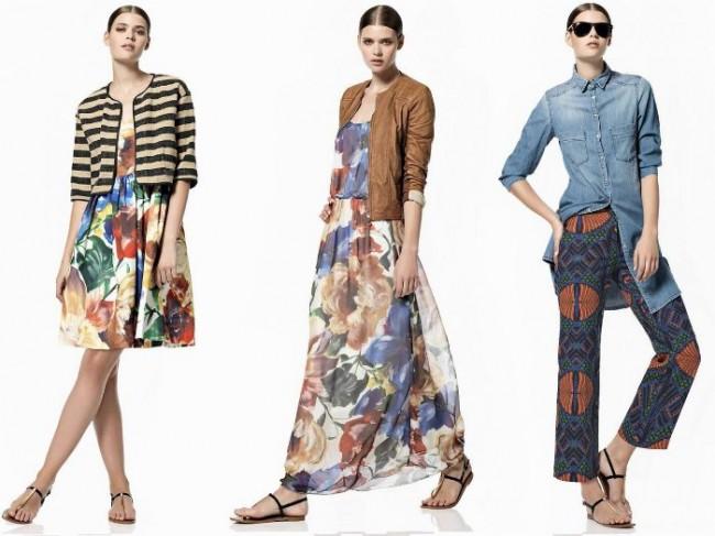dbece30c821a Kaos primavera estate 2015 catalogo moda donna