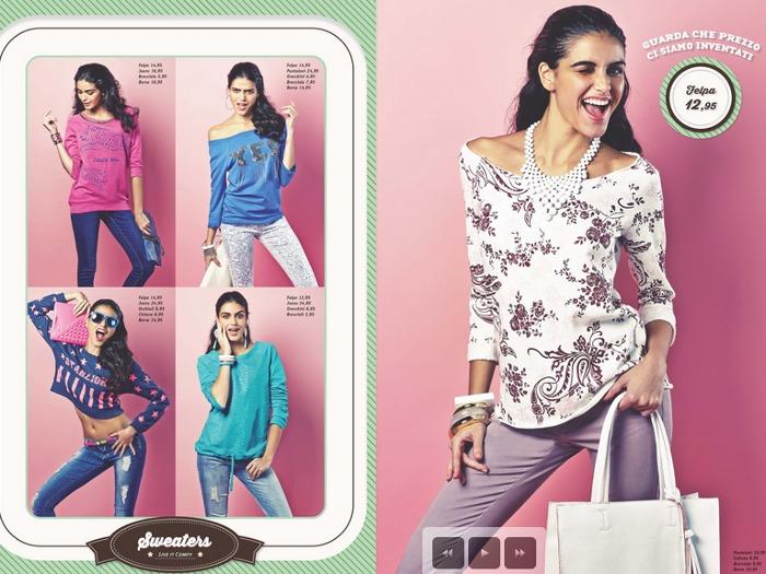 e9568cc249 Piazza Italia primavera estate 2015 catalogo abbigliamento | Moda ...