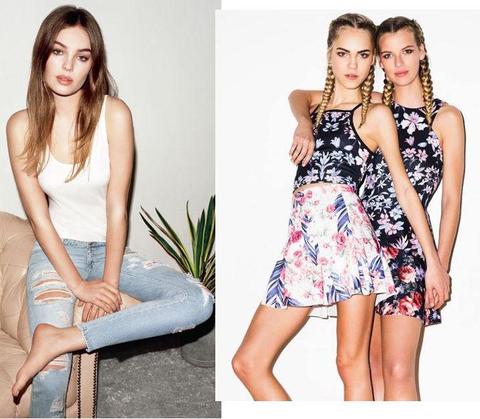 762e55da772c Tally weijl primavera estate 2016 catalogo abbigliamento