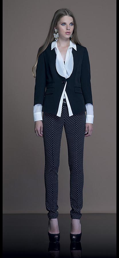 Borse Artigli Autunno Inverno : Camicia bianca artigli autunno inverno moda
