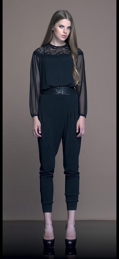 Borse Artigli Autunno Inverno : Camicia con pizzo artigli autunno inverno moda