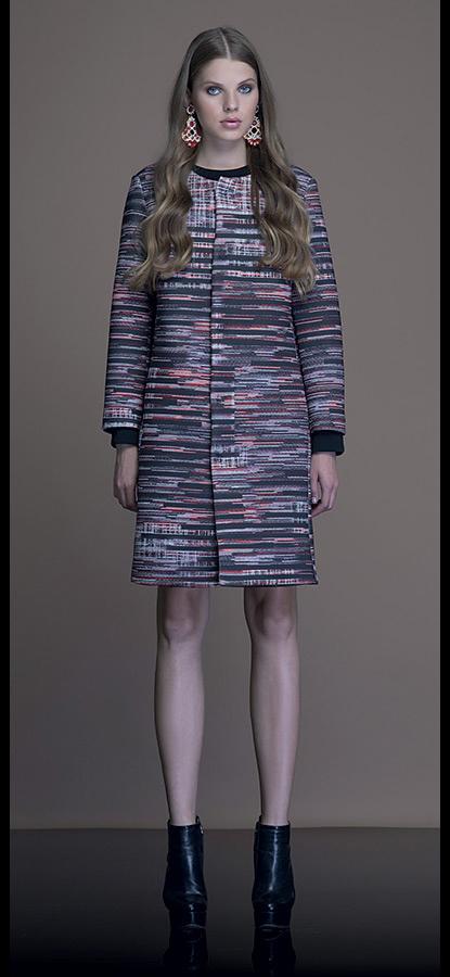 Borse Artigli Autunno Inverno : Cappotto artigli autunno inverno moda con