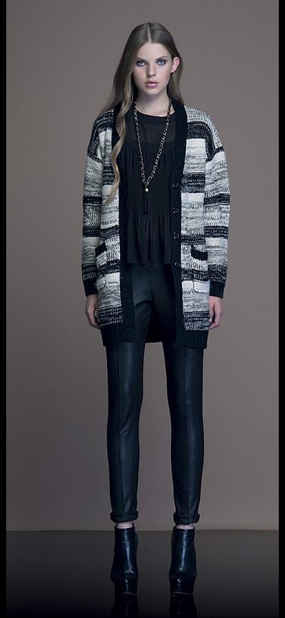 Borse Artigli Autunno Inverno : Cardigan artigli autunno inverno moda con