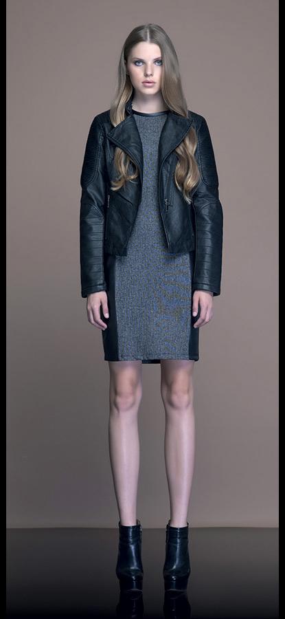Borse Artigli Autunno Inverno : Giacca pelle artigli autunno inverno moda con