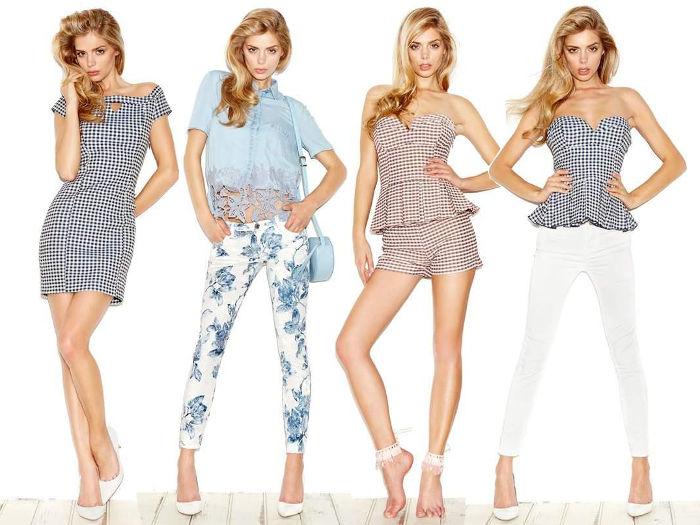 Guess Primavera Estate 2016 moda
