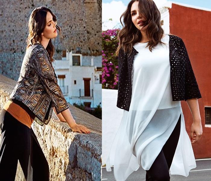 27184b04543b9 Elena Mirò primavera estate 2016 collezione abbigliamento