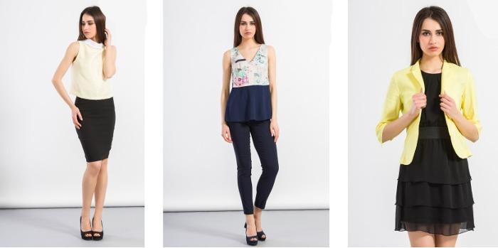 Abiti Eleganti Nuna Lie.Nuna Lie 2016 Catalogo Collezione Abbigliamento Primavera Estate