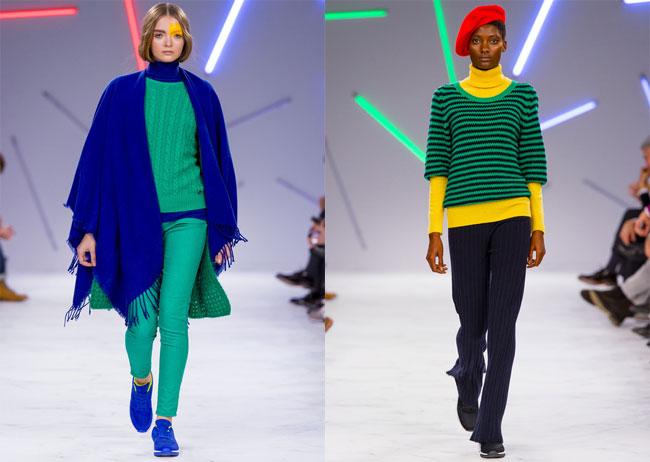Benetton autunno inverno 2016 2017 abbigliamento creativo for Benetton catalogo 2017