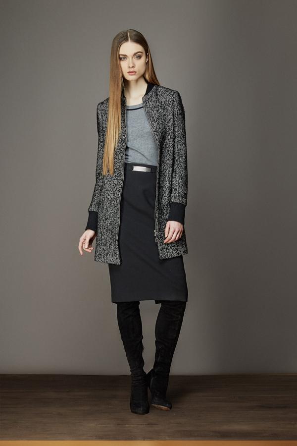 Borse Artigli Autunno Inverno : Cardigan lungo artigli autunno inverno moda con
